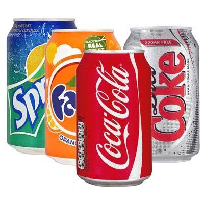Which Fizzy Drink is Best?