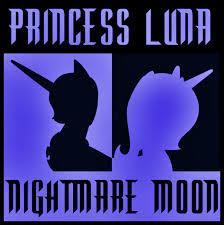 Who would you prefer, Luna, Nightmare moon, or both?
