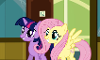 Twilight Sparkle or Fluttershy?