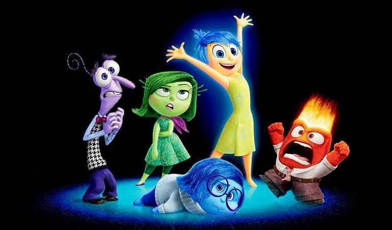 Did you enjoy the movie Inside Out?