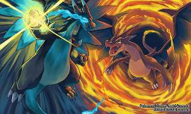 Mega Charizard X or Mega Charizard Y? (Pokemon)