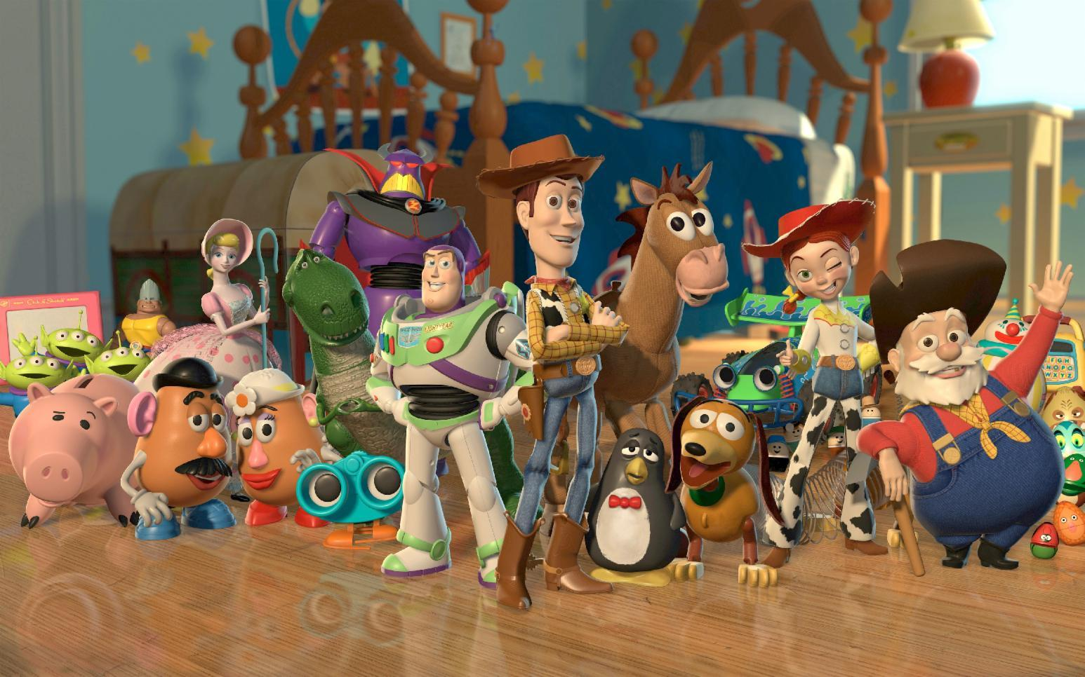 Did you enjoy the movie Toy Story 2?