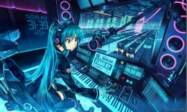 Do you like Hatsune miku? (1)