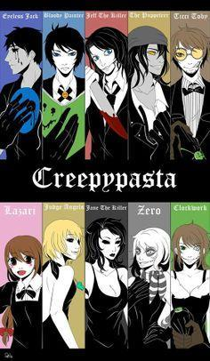 Who's your fav creepypasta