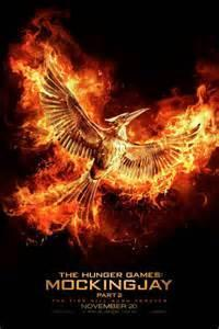 Are you going to see Mockingjay part 2?
