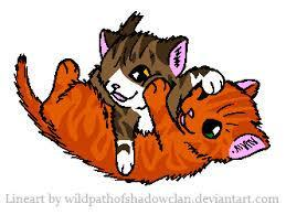Leafpool or Squirrelflight?