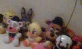 What fnaf plush is the cutest?