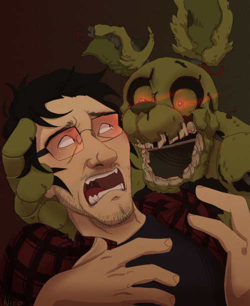 Who's more evil? Springtrap or Vincent?
