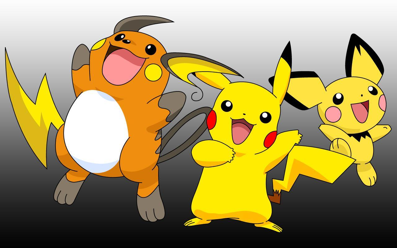 Favorite Pikachu Evolution