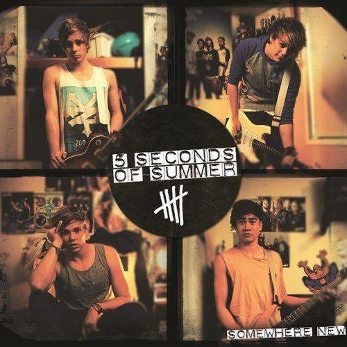 What's your favourite song from 5SOS's Somewhere New EP?