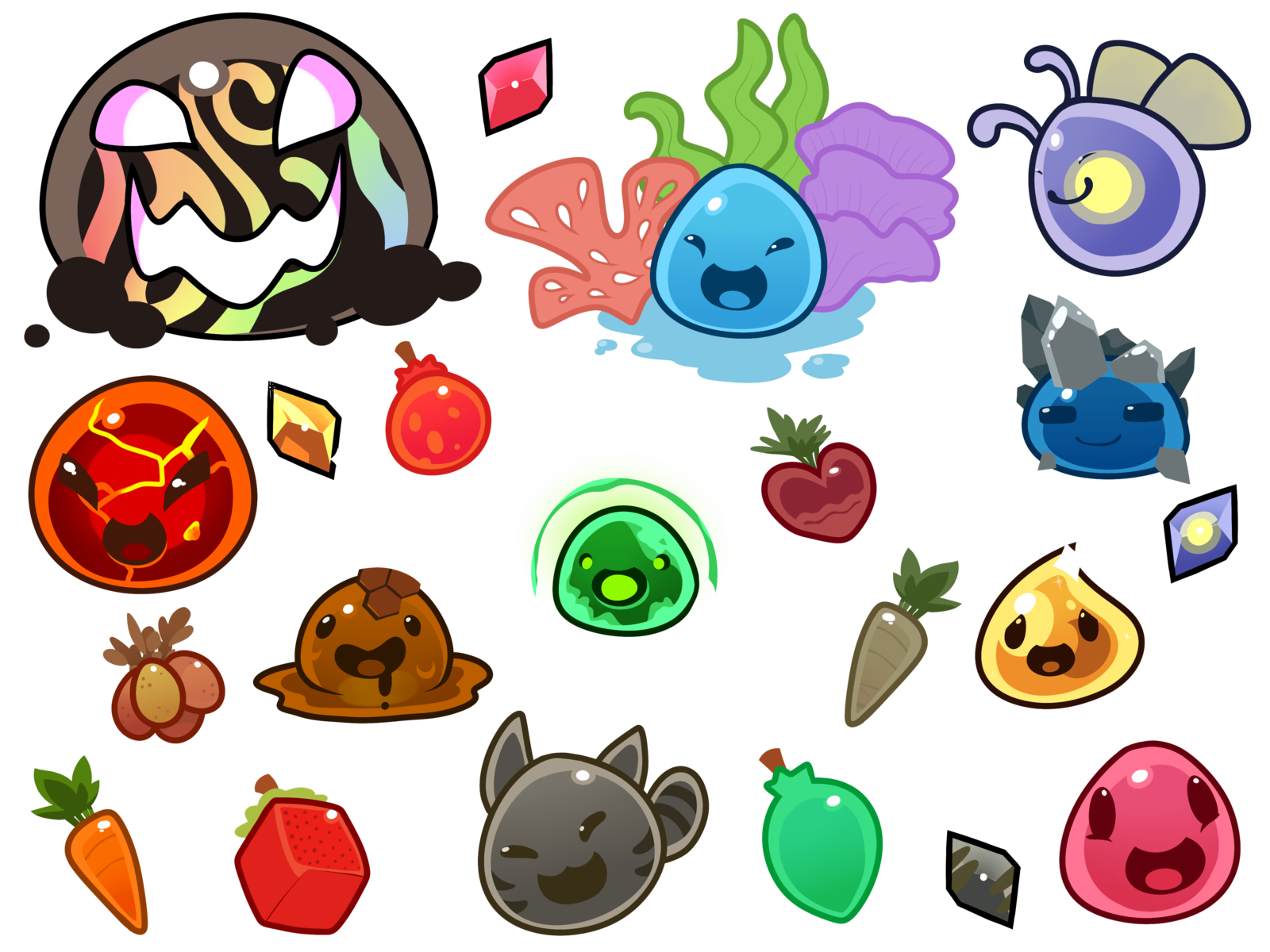 what slime do you like the best? remake