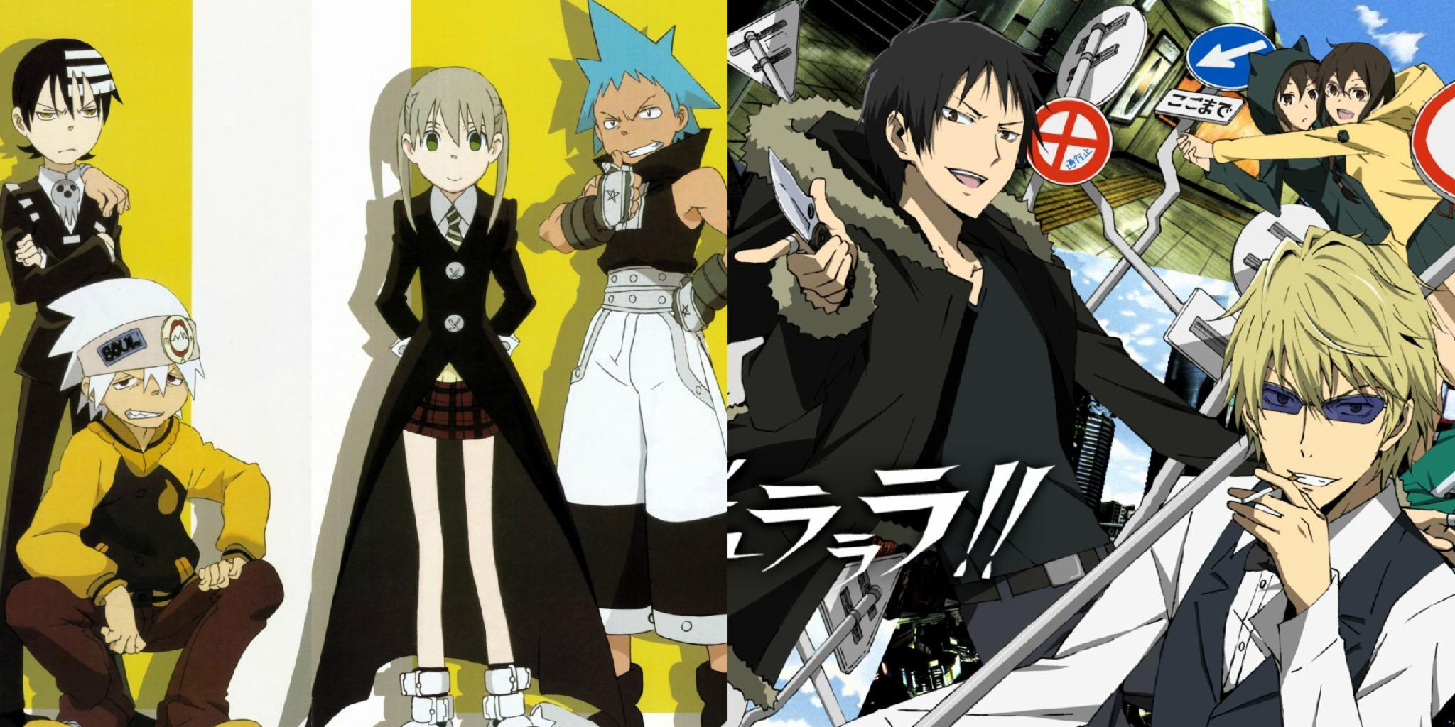 Which cosplay would be more recognized? Soul Eater? or Durarara