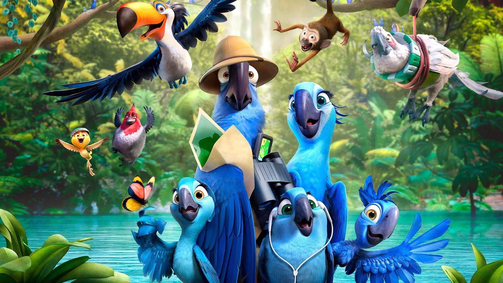 Did you enjoy the movie Rio 2?