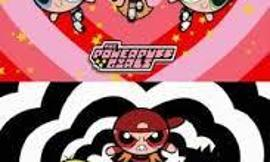 powerpuff girls vs rowdyruff boys