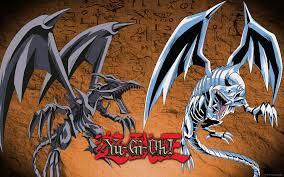 Red Eyes Black Dragon VS. Blue Eyes White Dragon