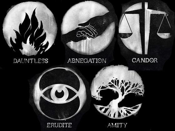 Which faction do you belong to? (Divergent Series)