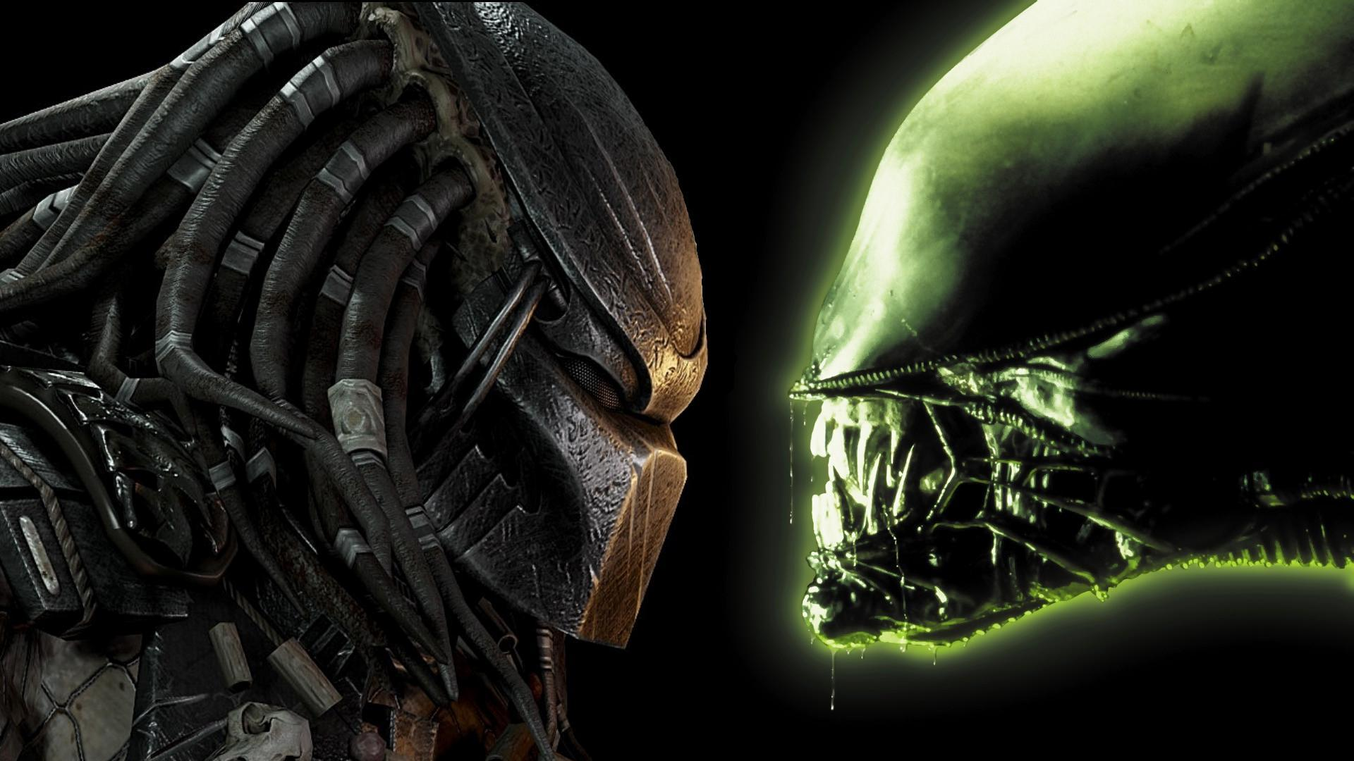 Which movie series do you like more: Alien or Predator?