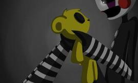 Puppet or golden freddy