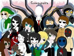 Which Creepypasta Do You Like? (From These Six)