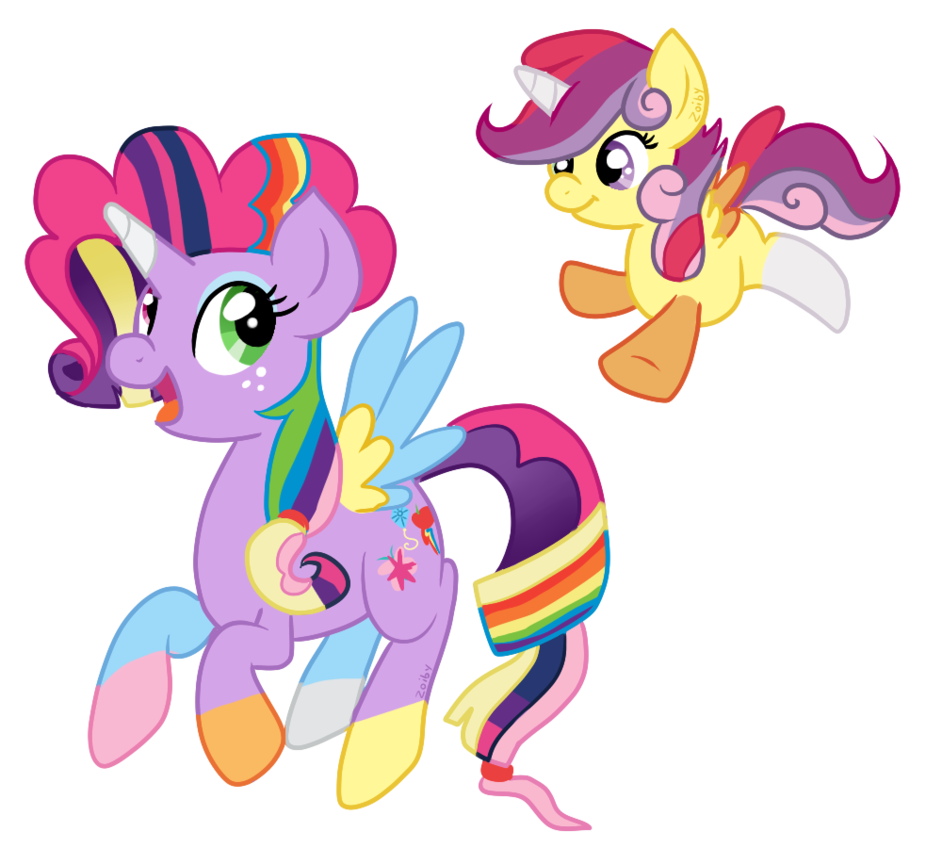 Who is best pony? (4)