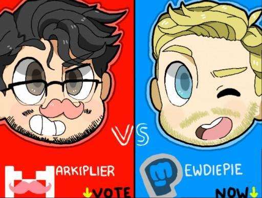 What youtuber do you like more: Markiplier or Pewdiepie?