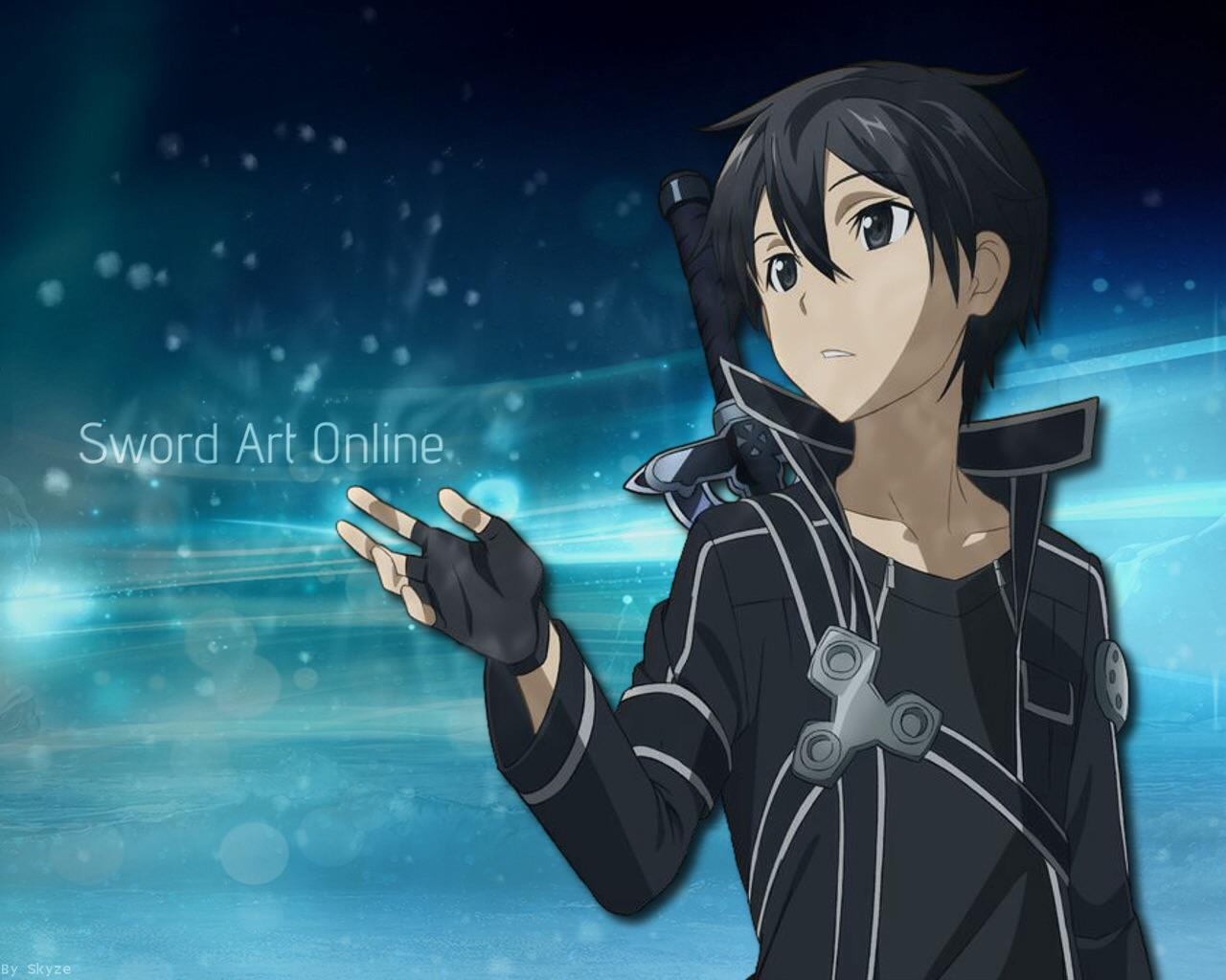 Who is the best match for Kirito?