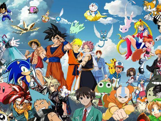 Who is the best anime character? (1)
