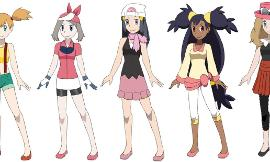 Who is your favorite Pokemon anime girl?