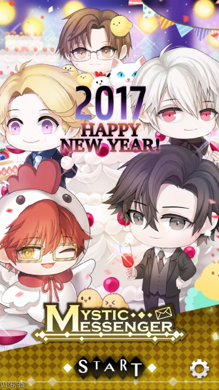 Which Mystic Messenger character is your favourite?