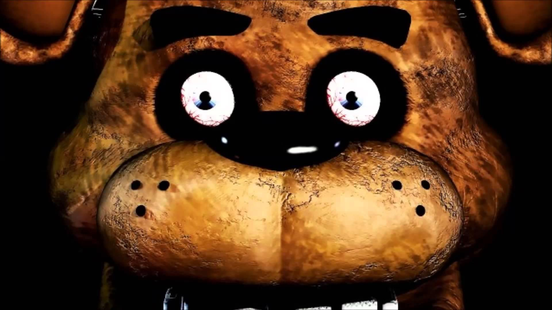 Creepypasta or FNaF?
