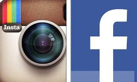 which one instagram or facebook ?
