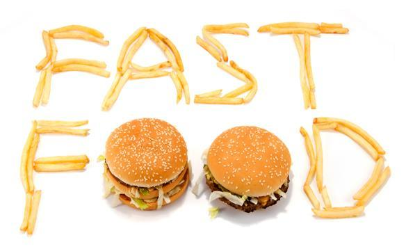 What's your favorite fast food place? (1)