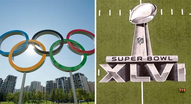 Which sport competition do you enjoy more: Olympics vs Super Bowl?