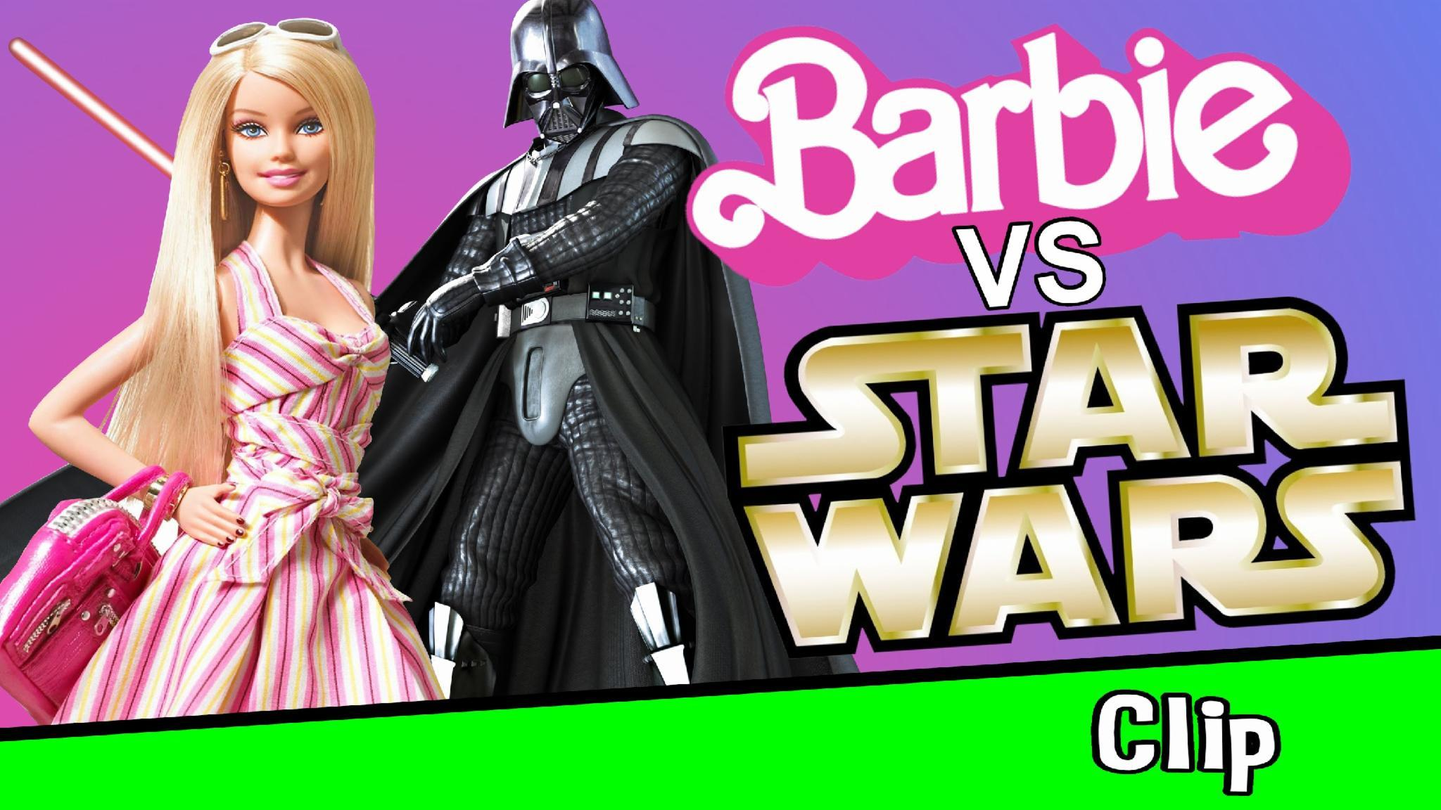 Star Wars or Barbie