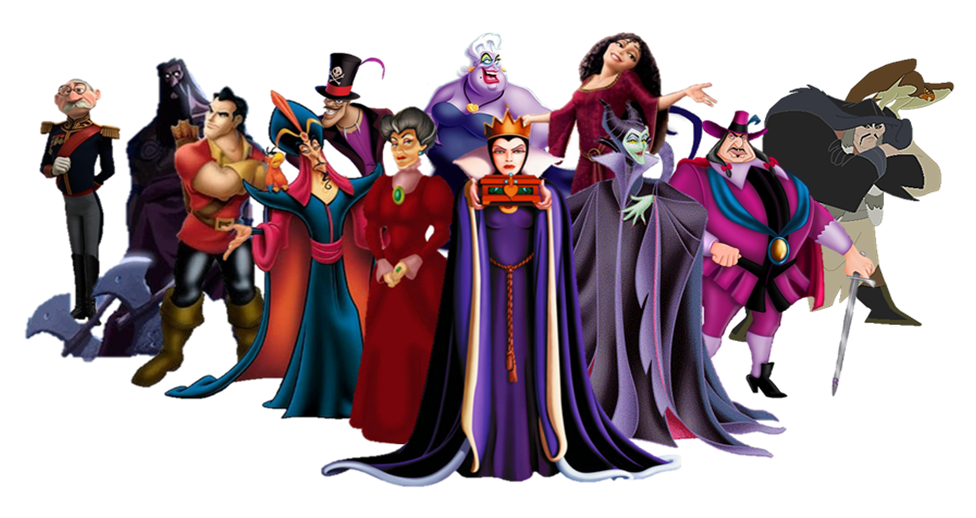 Who's the Evilest Disney Princess Villain?