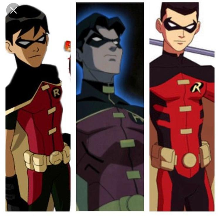 Which Robin is your favorite?