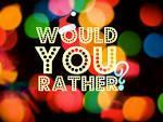 Would you rather be trapped in a room with (no repellant or protective clothing)