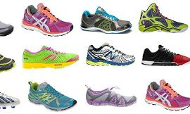 Which of the the following popular sports shoe brands is your favorite?