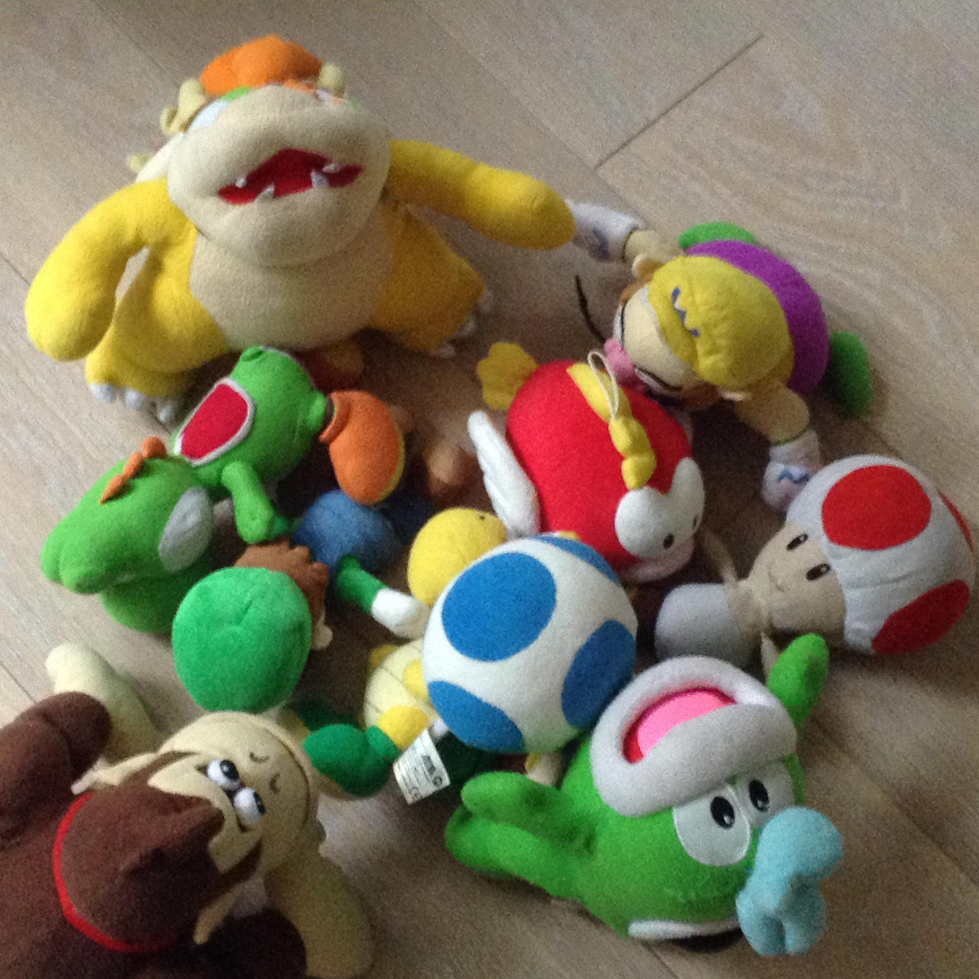 Which Toads' cd toy is your faverouite?