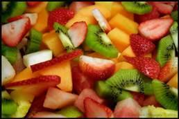 What is your favorite type of food: fruits, vegetables, meat or fish?