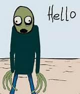 Who your favorite finger puppet in salad fingers