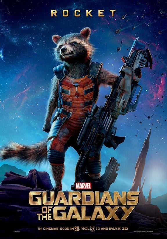 What do you think of Rocket Raccoon?
