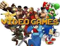 which video game character out of these?