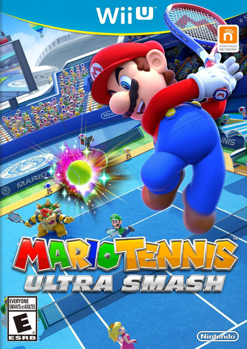 "How do you feel about ""Mario Tennis: Ultra Smash""?"