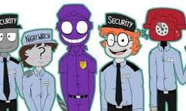 what FNAF security guard is the best ( plus Purple Guy) ?