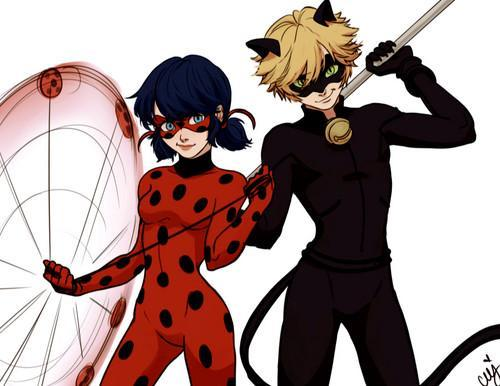 Who's Better: Ladybug or Cat Noir?