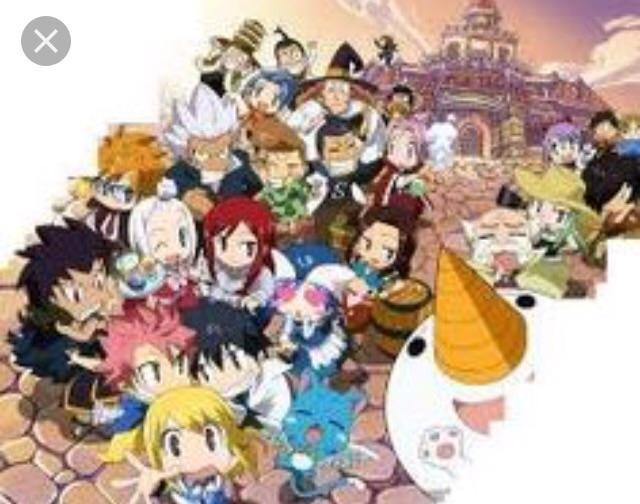 Do you like BABY fairy tail?