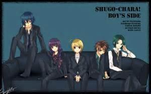 Who is Your Favorite Shugo Chara! Boy?