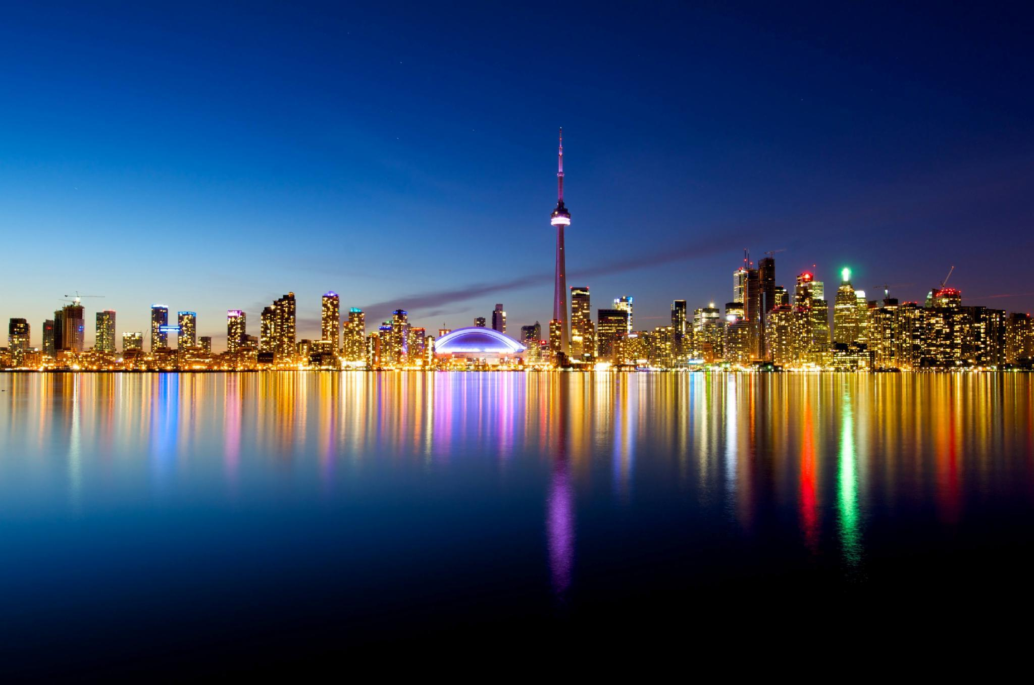 Have you ever been to Toronto?