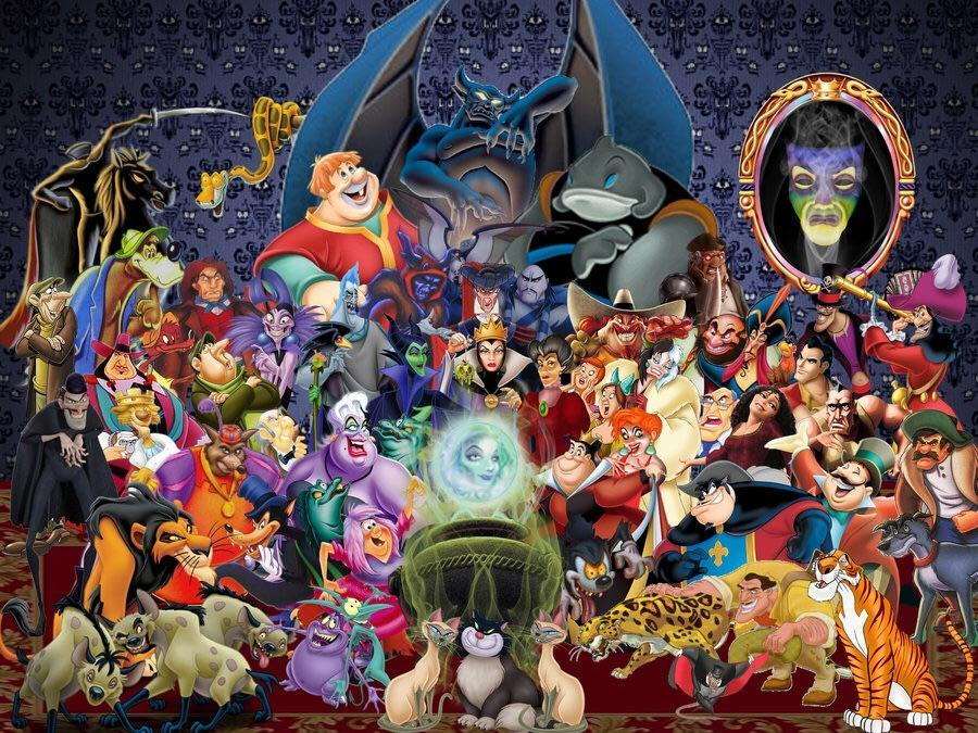 Who is the best Disney villain?